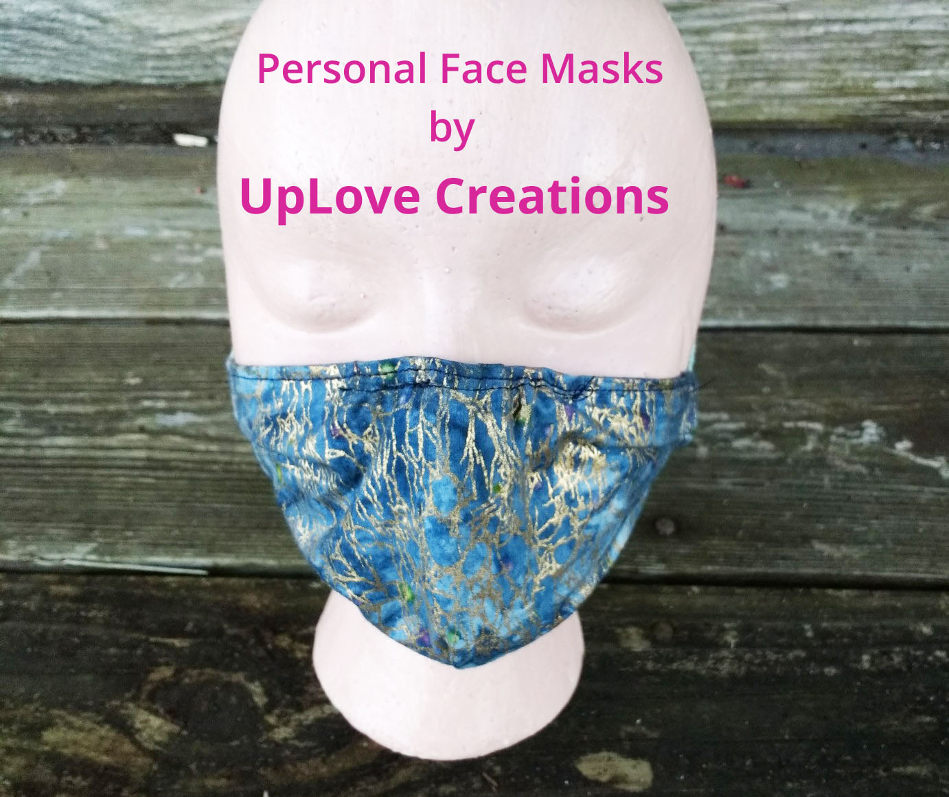 personal face mask